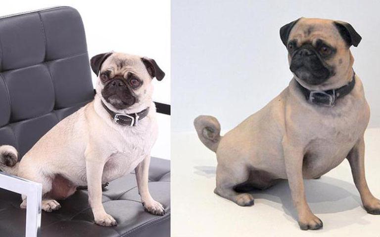 3D-Printed Pets