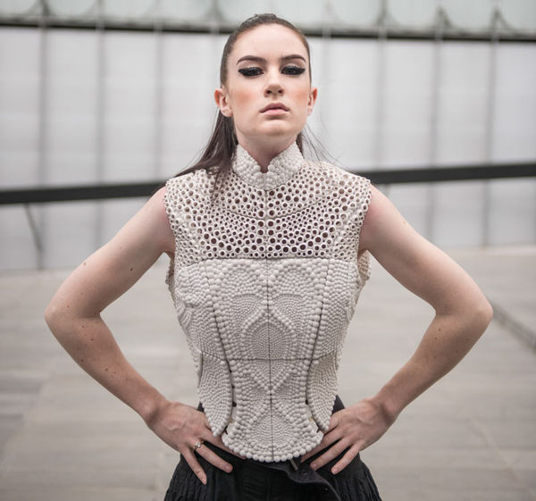 Water-Inspired Tech-Made Fashion