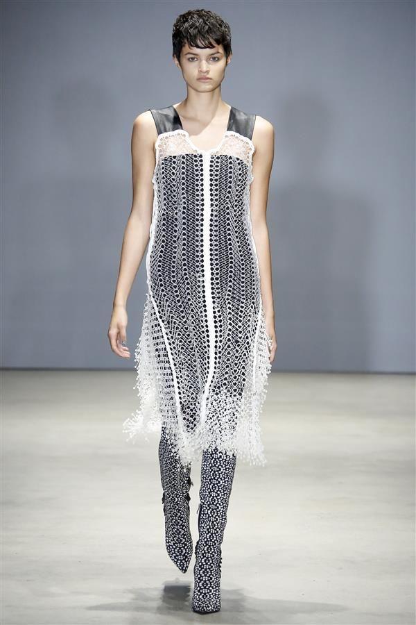 3d Printed Shoes >> Printed Mixed Media Garments : 3d printing fashion