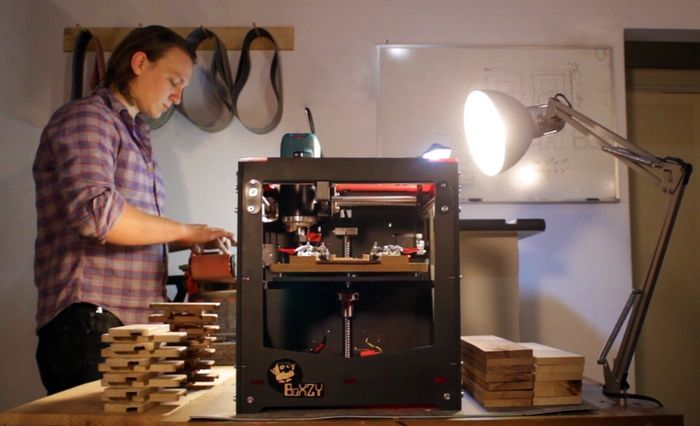 Hybrid Makerspace Machines