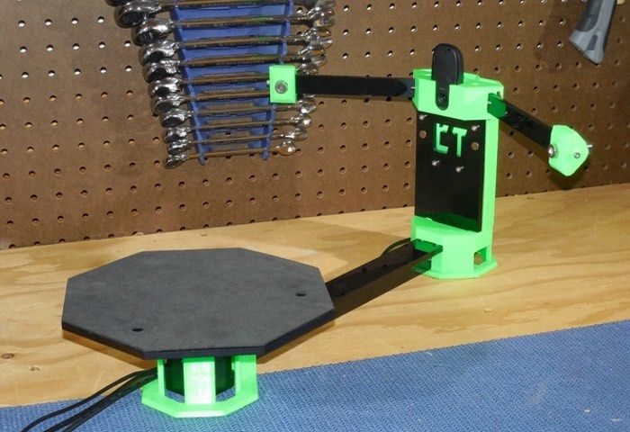 Open-Source 3D Scanners