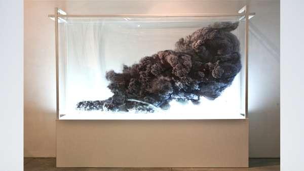 Explosive 3D Sculptures