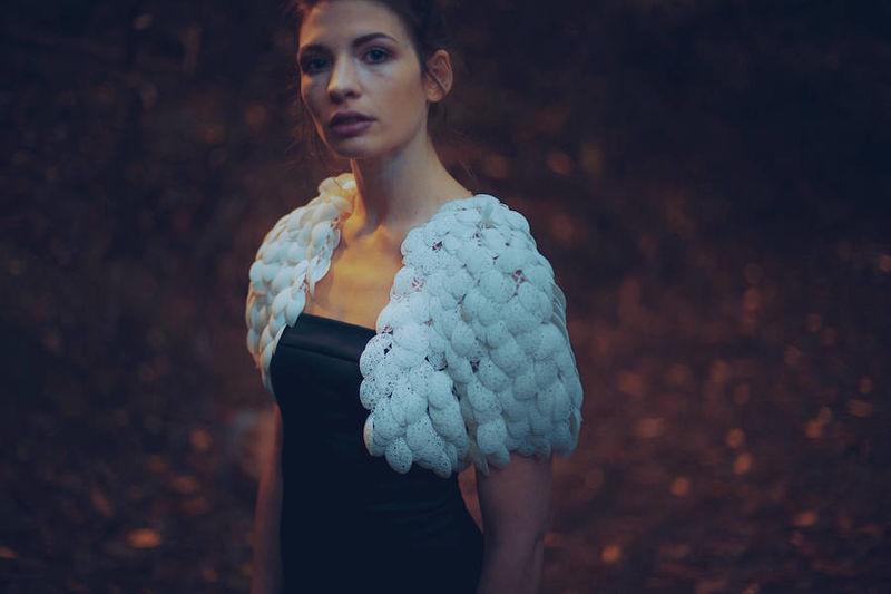 3D-Printed Avian Fashions
