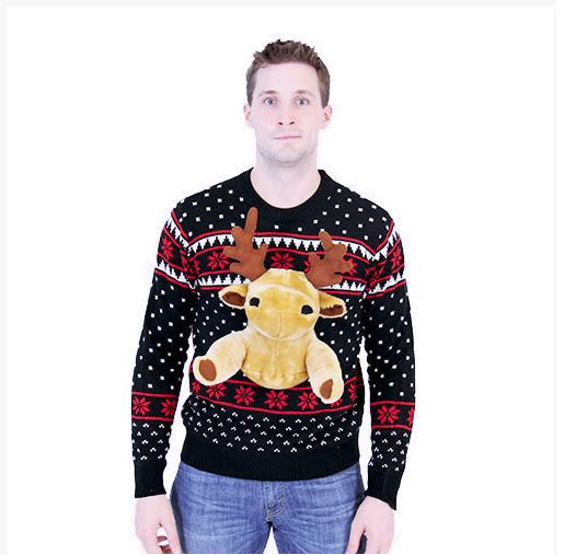 3D Holiday Jumpers