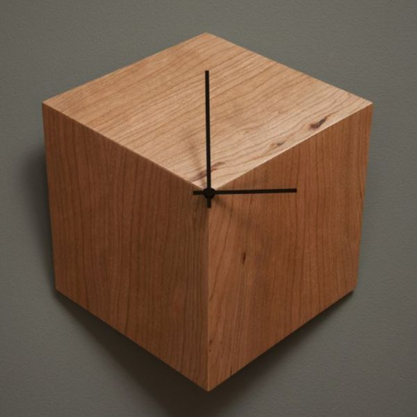 3D Block Clocks