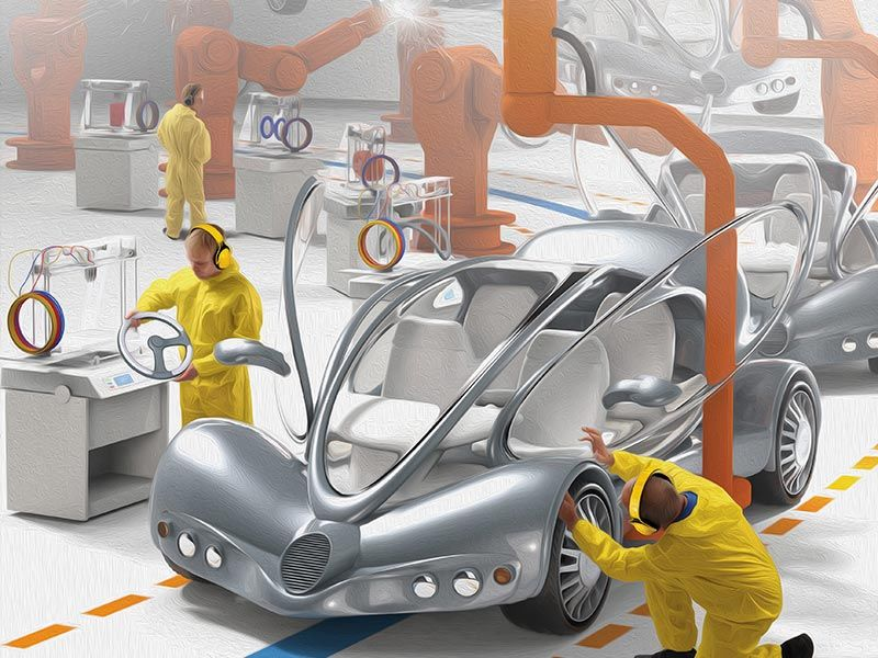 3D-Printed Auto Opportunities