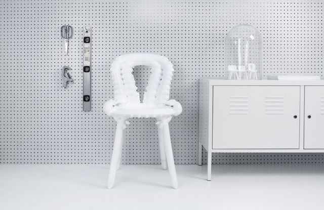 3D-Printed Chairs