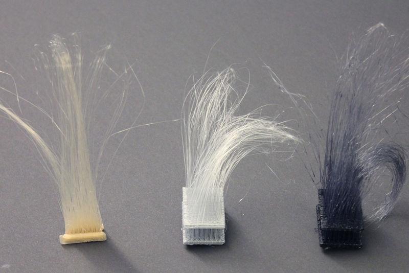 3D-Printed Hair