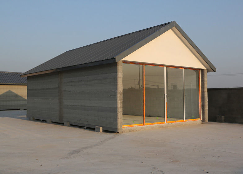 Rapidly 3D-Printed Homes