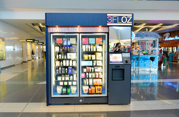 All-Natural Cosmetics ATMs