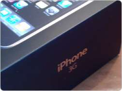 3G iPhone Unboxing