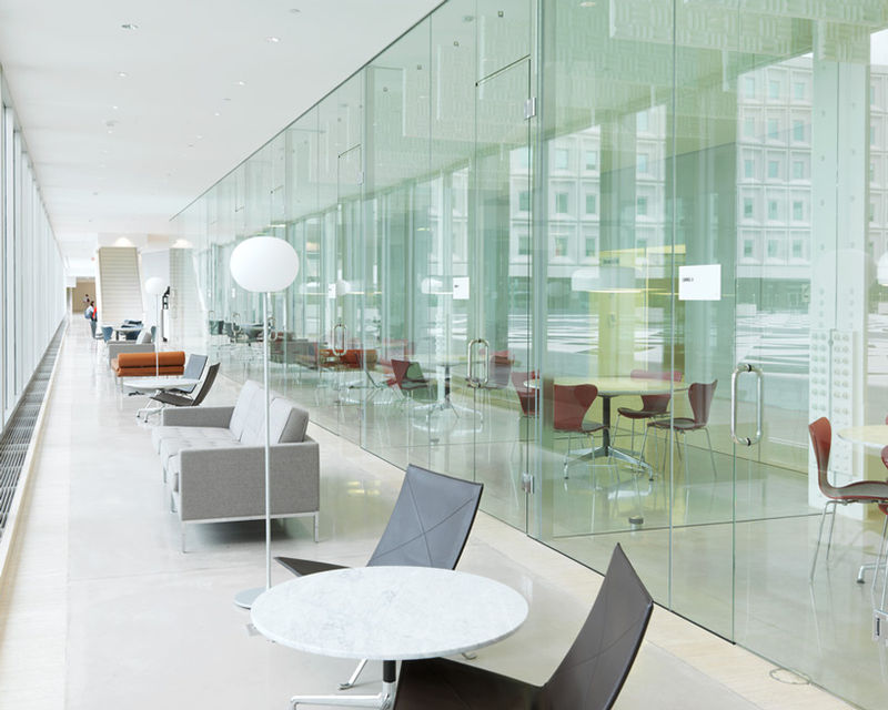 Symbolic Office Redesigns
