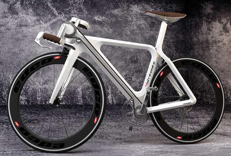 Pedalling Handlebar Bikes