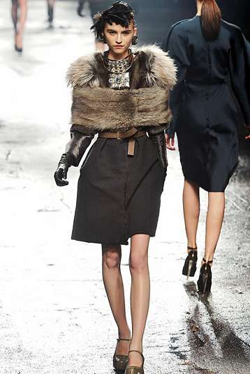 40s Fur for Fall