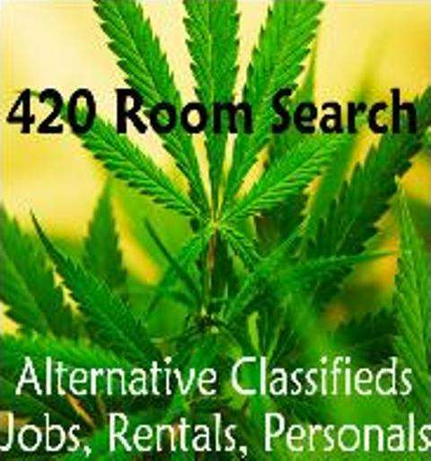 Ganja-Friendly Roomate Finders