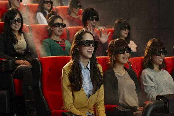 4D Movie Theaters