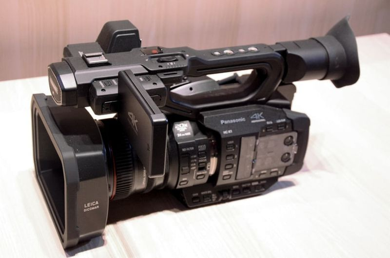 Comprehensive 4K Camcorders