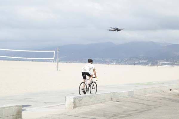 Auto-Follow Camera Drones