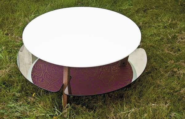 Elaborate Underside Tables