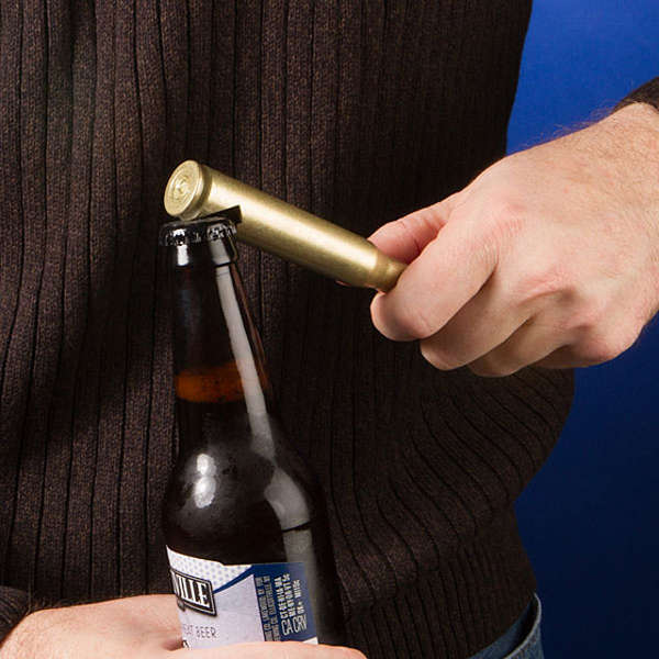 50-Caliber Bottle Openers