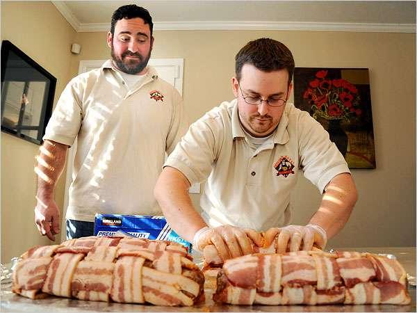 5,000-Calorie Pork Rolls
