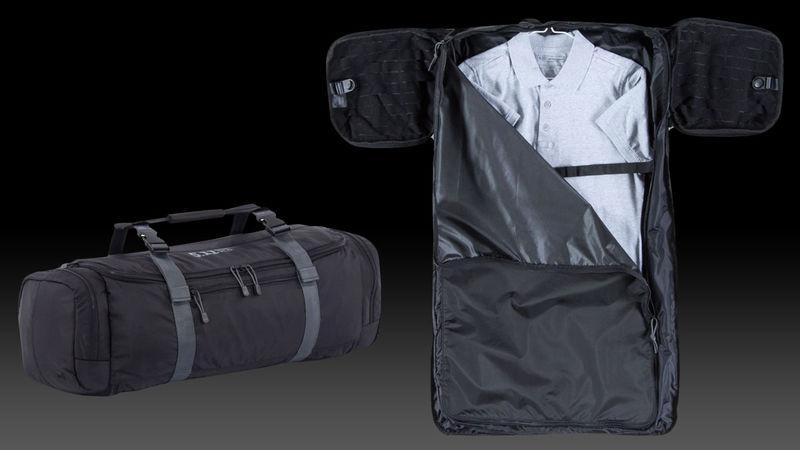 Wrinkle-Preventing Travel Bags