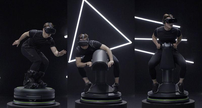 Modular VR Sensor Platforms