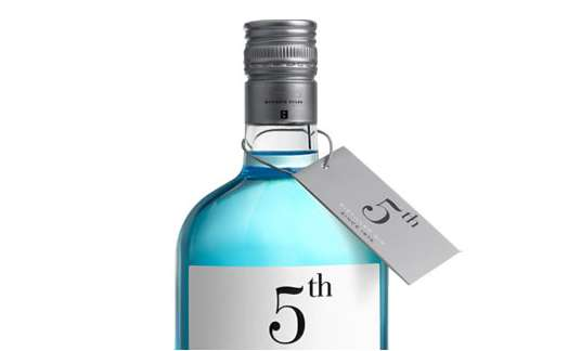 5th Distilled Gin Packaging
