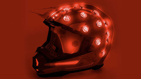 Protective Gel-Layered Gear