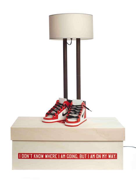 Sneaker Base Lighting