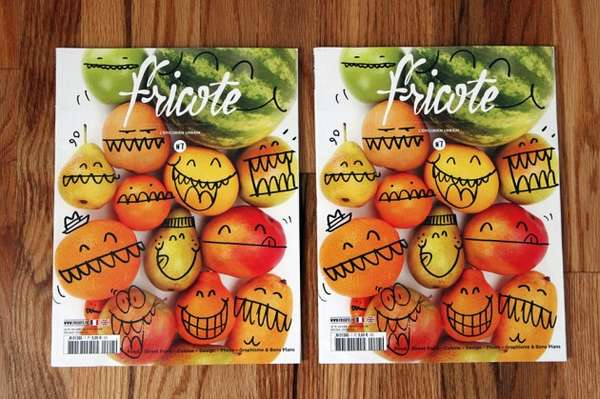 7th Issue of Fricote Magazine