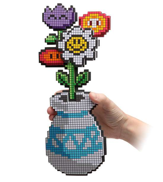 Pixelated Plants