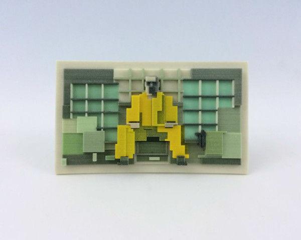8-Bit Pop Art Masterpieces