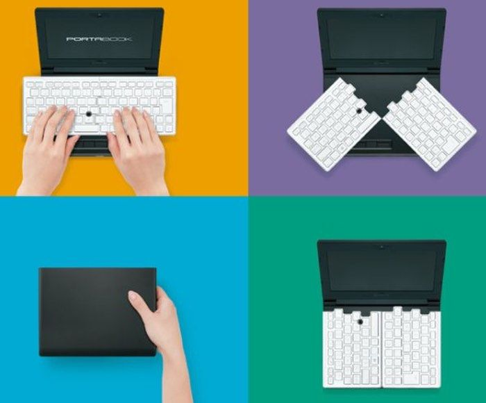 Modular Laptop Keyboards