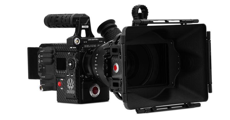 Cinematic 8K Cameras