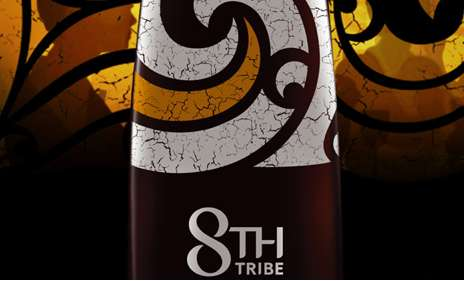 8th Tribe Liqueur Bottles