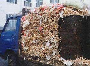90,000 Tons of Chopsticks