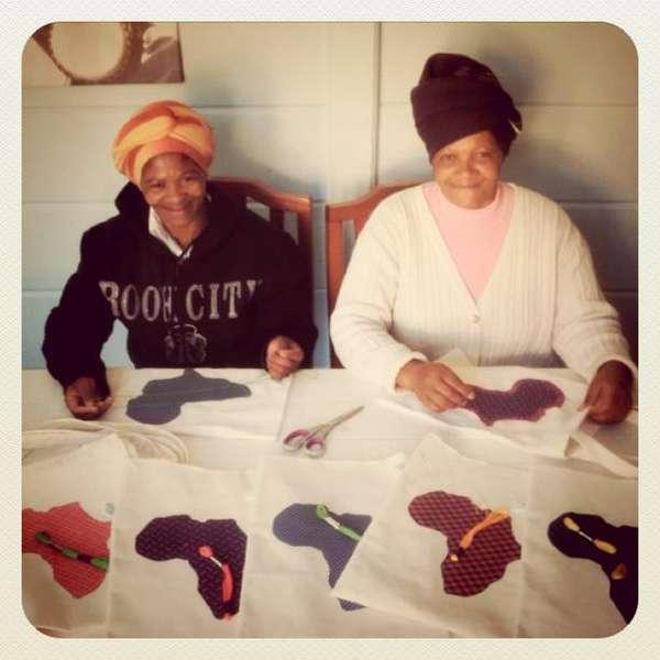Hope-Promoting Handmade Bags