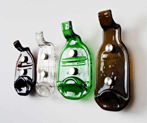 99 Bottles Coat Hook