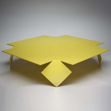 Precision-Cut Steel Tables