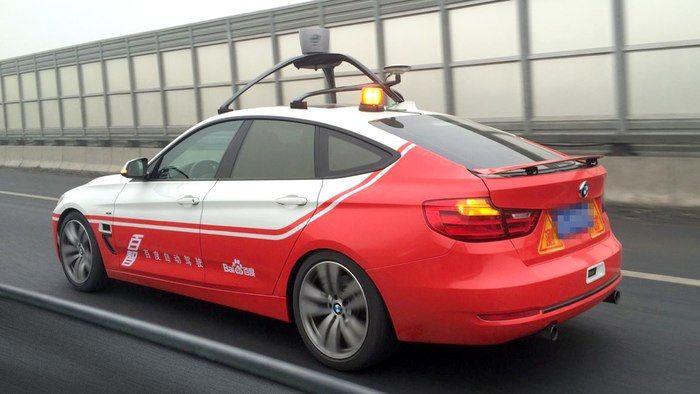Autonomous Chinese Cars