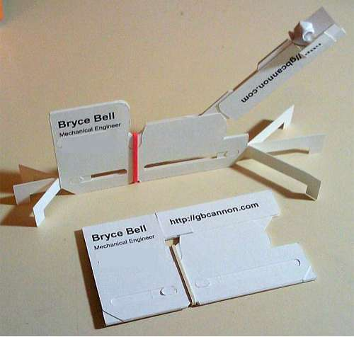 Catapult Business Cards