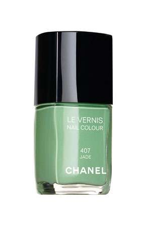 Minty Nail Lacquers