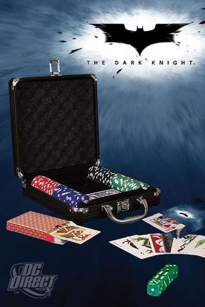 Defaced Poker Sets