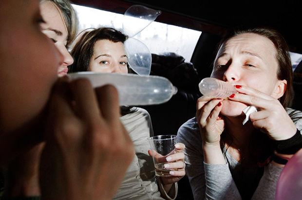Wild Bachelorette Party Photos