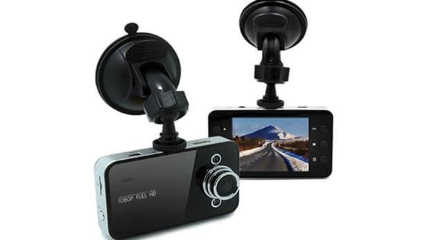 Compact Dashboard Cameras