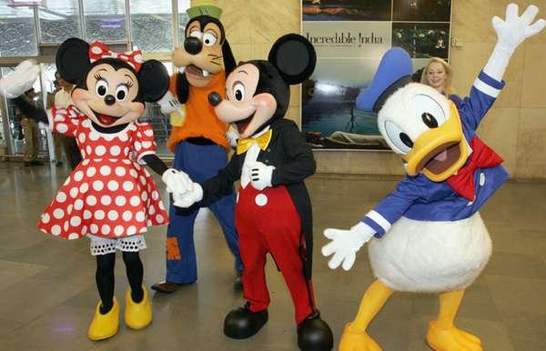 Theme Park Surprises