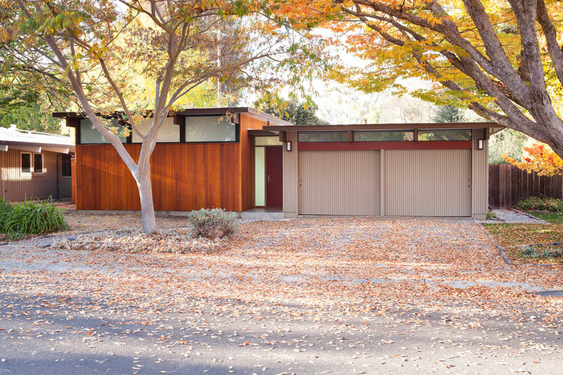 Revived Mid-Century Homes