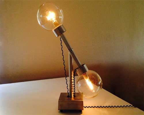 Vintage Steampunk Lighting