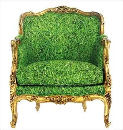Grass Upholstery